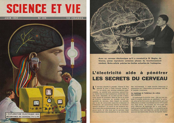 Science et Vie, June 1953.