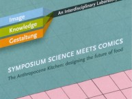 Science meets Comics. <br />The Anthropocene Kitchen: designing the future of food