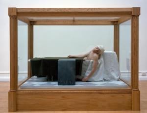 Gavin Turk, Death of Marat, 1998, Privatsammlung