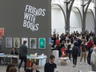 Friends with Books: Art Book Fair Berlin 2018