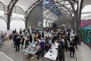 Friends with Books 2017 Foto: Thomas Bruns, 2017 Courtesy: Friends with Books Berlin
