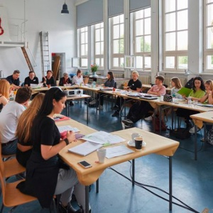 Auftakt-Workshop in Berlin, Foto: Bernhard Ludwig © Goethe-Institut