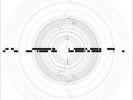 Transit-Code. Manfred Mohr
